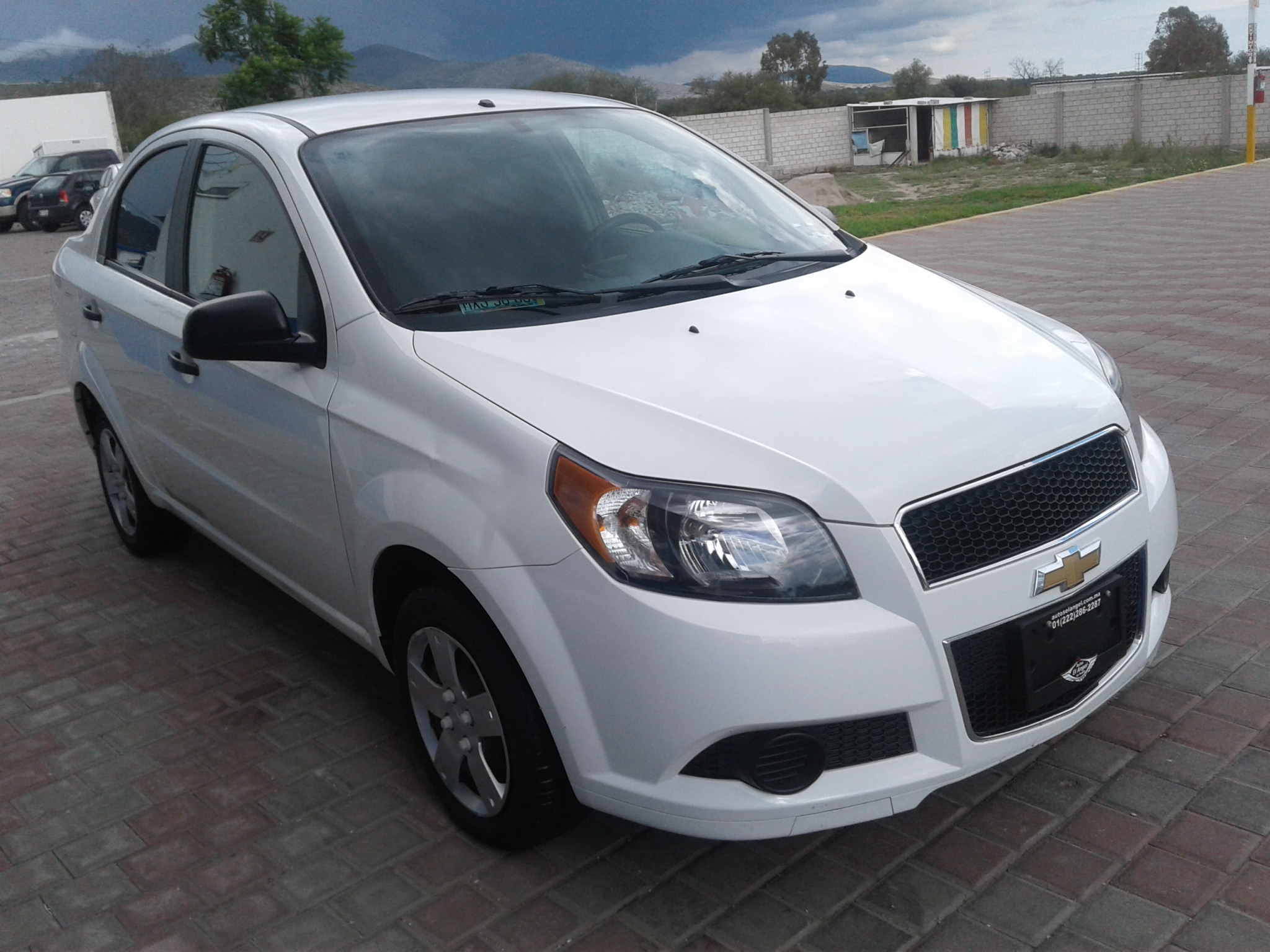2006 chevy chevrolet aveo owners manual