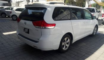 Toyota Sienna 2012 5p Le Aut A/a Ee full