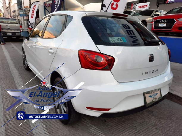 SEAT Ibiza 2.0 I- Tech 5p Mt full