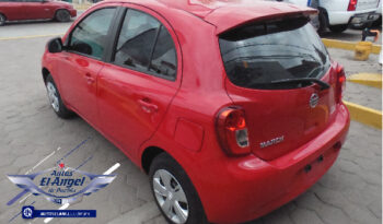 NISSAN MARCH 2020 full