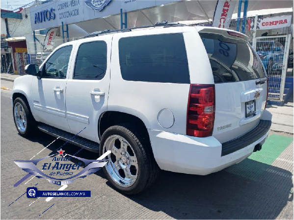 Chevrolet Tahoe C Suv Piel R-17 At full