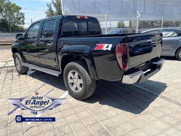 Chevrolet Colorado B L5 Aa Ee Doble Cabina 4×4 At full