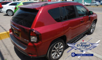 Jeep Compass 2.4 Limited 4×2 At full