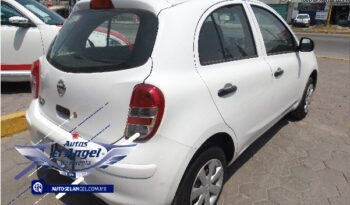 Nissan March 1.6 Active Abs Mt full