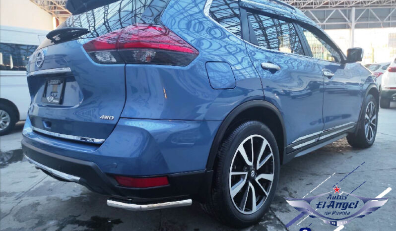 2019 Nissan X-Trail Exclusive 3 ROW full