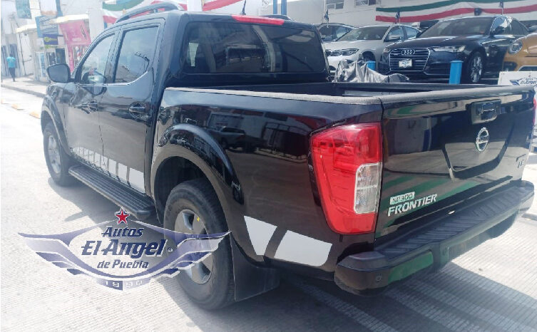 2019 Nissan Np300 Frontier LE Midnight Edition T/M AC full